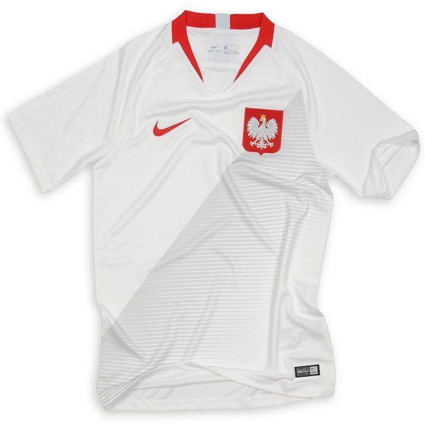 Koszulka reprezentacji Polski 2018 biała