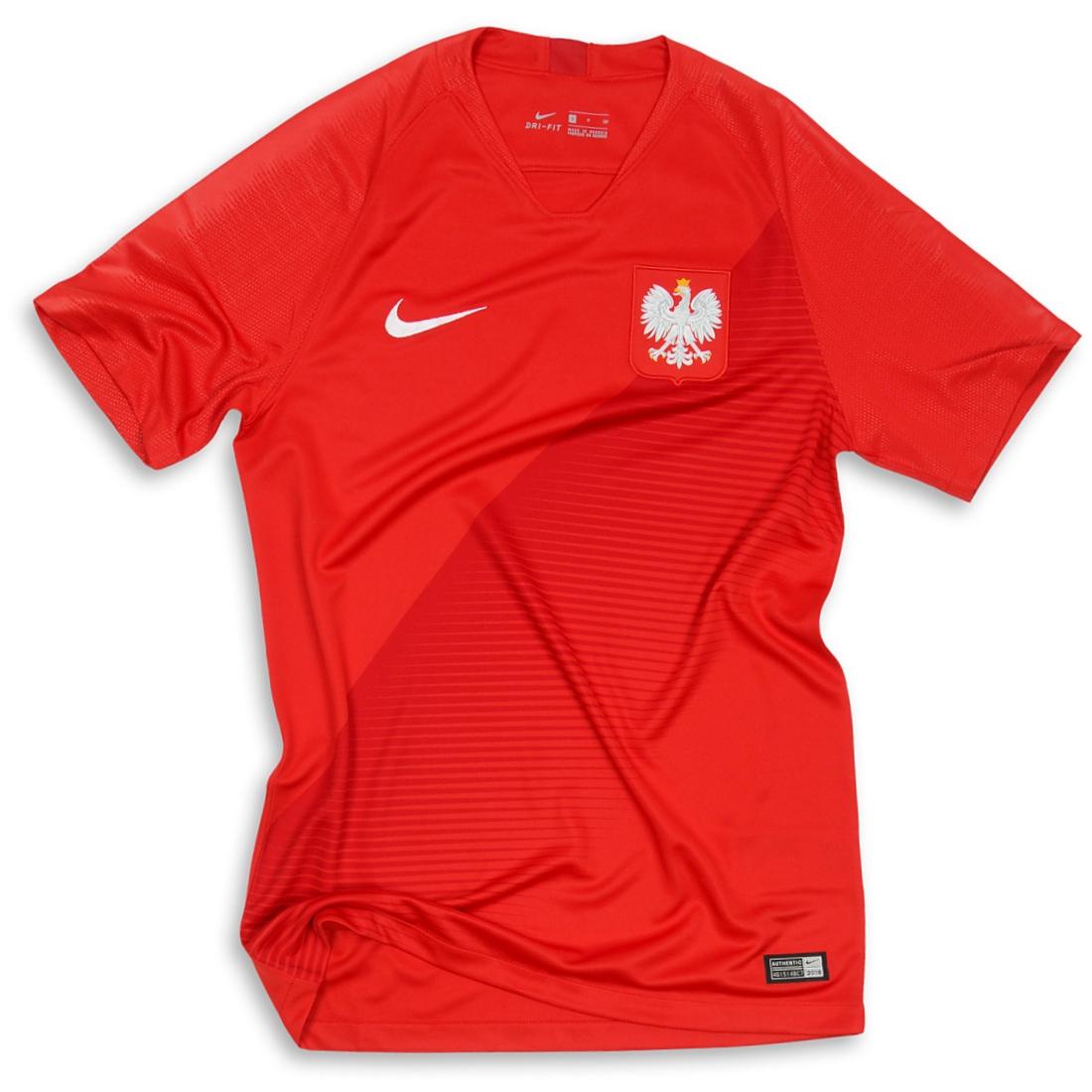7718eddcb Koszulka reprezentacji Polski czerwona Nike 2018 – Sklep Blisko Polski