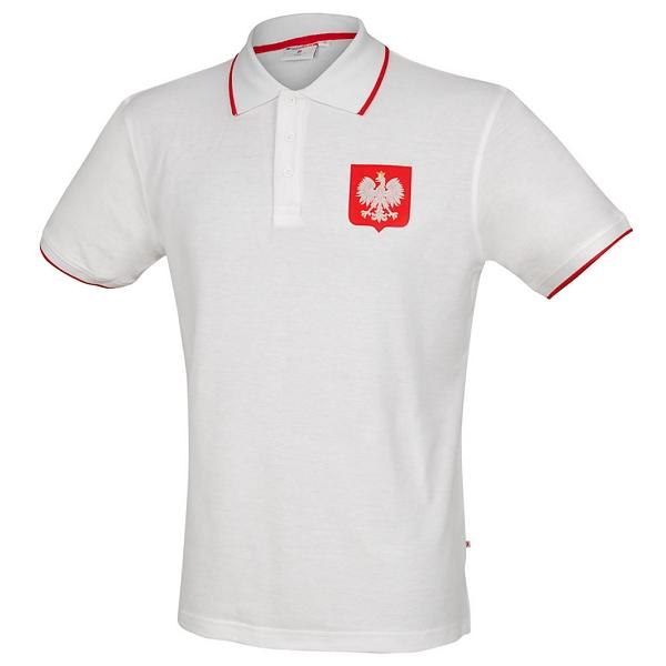 Polo Polska białe