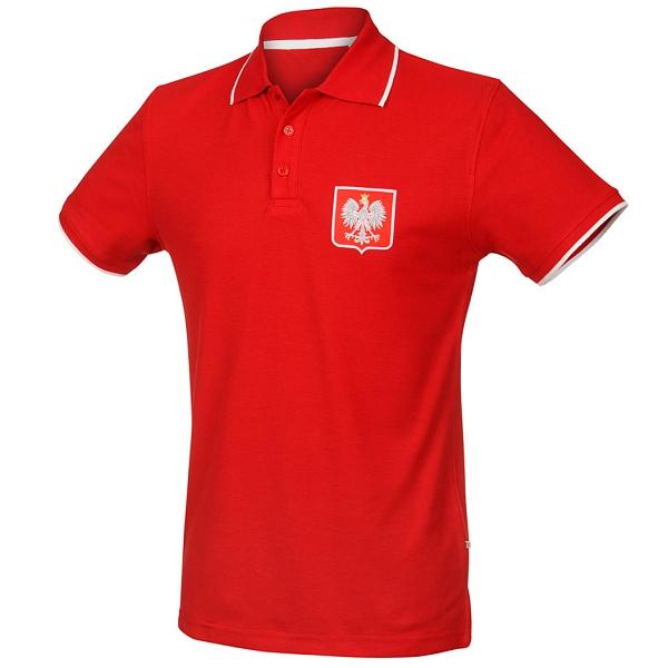 Polo Polska czerwone
